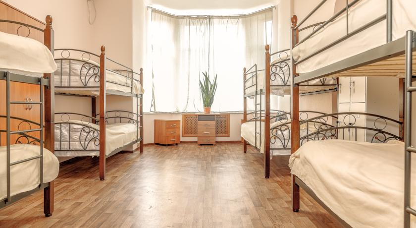 4 Allogiare in Russia - Hostel Multifruit Mosca